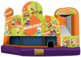 Nickelodeon 5 in One