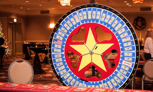 Money Wheel Holland Casino