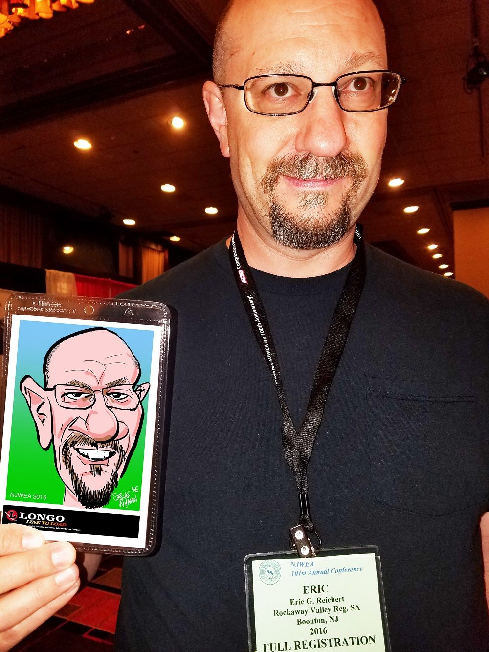 Caricatures by Ipad
