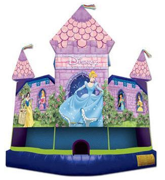 Disney Princess Club Bouncer