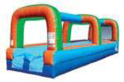 Surf and Slide Dual Lane Slip Slide