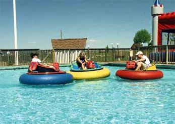 Bumper Boats Kiddie Rides Nj Horizon Entertainment