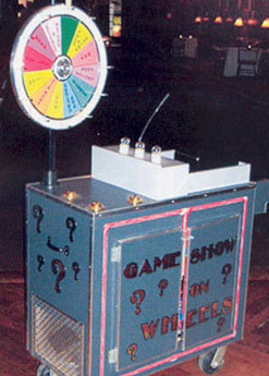 Trivia Game Show on Wheels