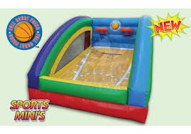 Basketball Full Court Mini