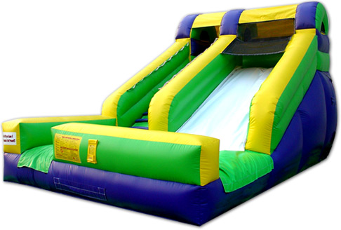 12 Foot Little Splash Kiddie Slide