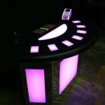 Casino Table Led