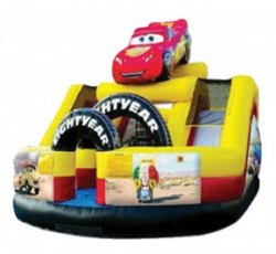 Cars Speedway Bounce and Slide