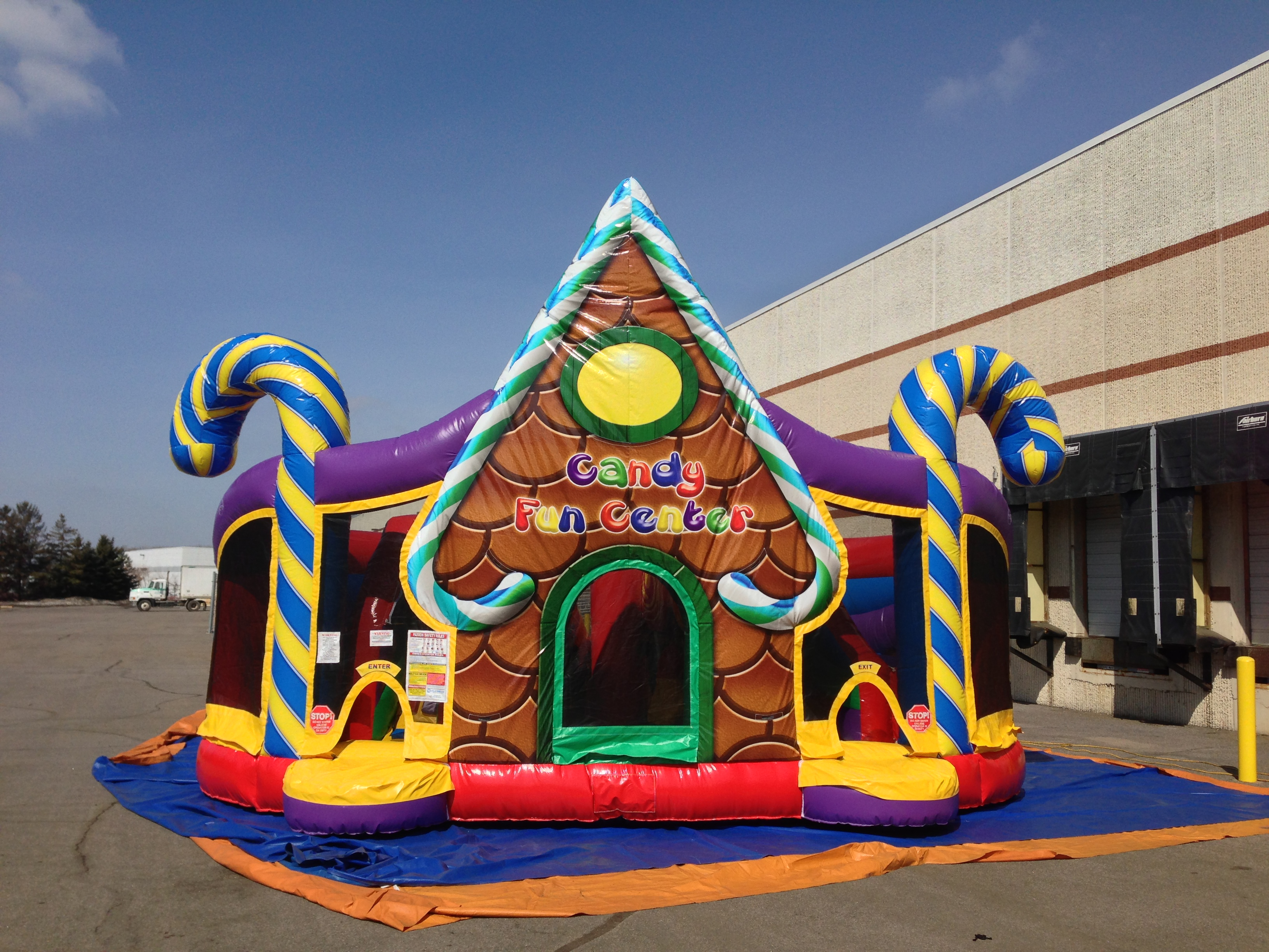 Candy House Fun Center