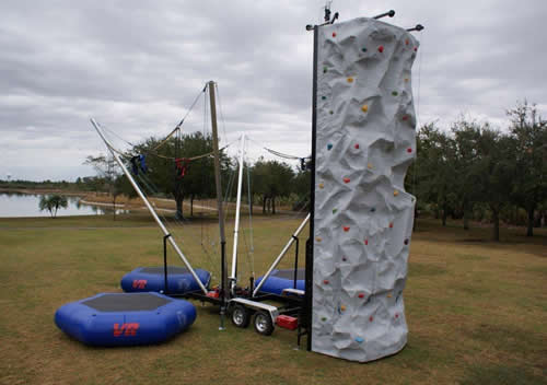 Rock Wall Euro Bungee