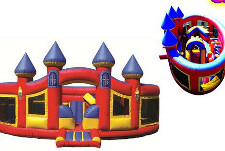 Deluxe Castle Play Center
